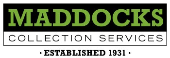 Maddocks Collection Services Logo: Debt Collector